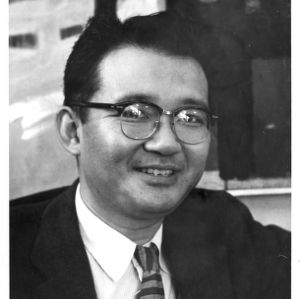 George Matsumoto, North Carolina State College professor of architecture