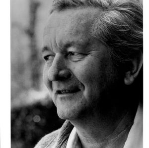Pulitzer Prize-winning author Willam Styron.