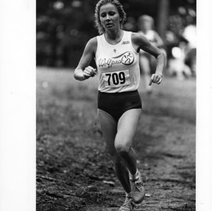 Betty Springs, North Carolina State University all-American cross country runner