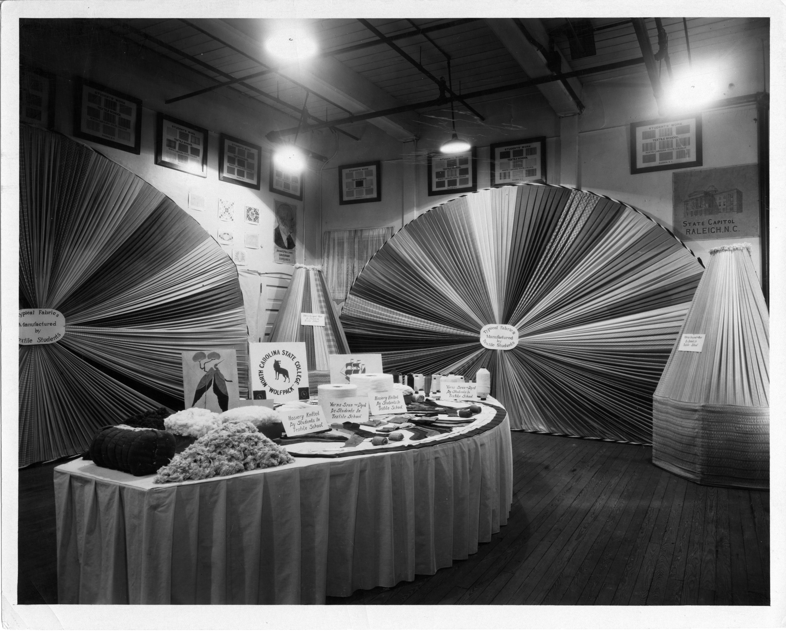 Exhibition, Style Show, April 16, 1931