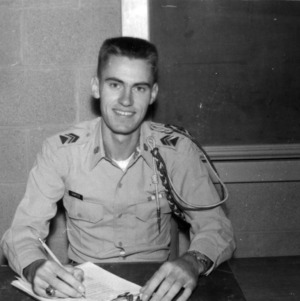 Cadet Jerry Sawyer