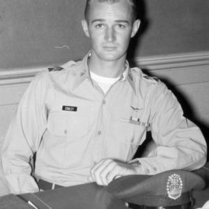 Cadet Ray Conley