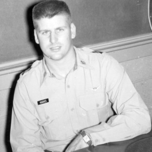 Cadet Philip Hughes