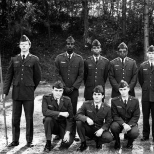Air Force ROTC unit 56B