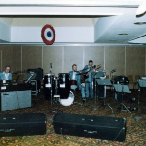 Band plays for ROTC cadets
