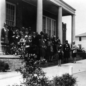 Belvoir School, Pitt County, 1929