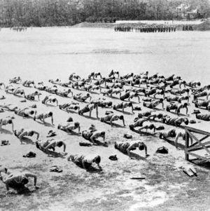 Army specialized training program for WWII