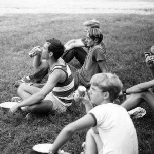 NC State ROTC picnic