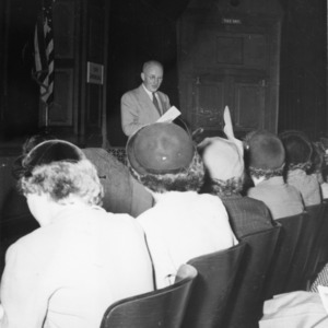 Mr. C. M. Ferguson, Administrator of FES and Extension Homemakers at USDA