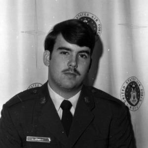 Cadet Guy Cambell