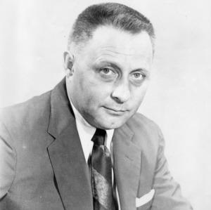 Willard F. Babcock portrait