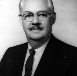 Malcolm E. Campbell portrait