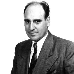 Dr. Victor S. Carson portrait