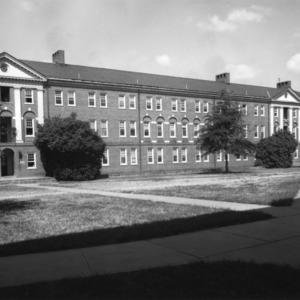 Becton Hall, North Carolina State College