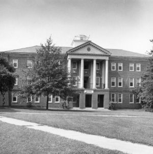 Berry Residence Hall, front view