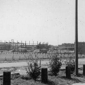 Bragaw Hall, construction