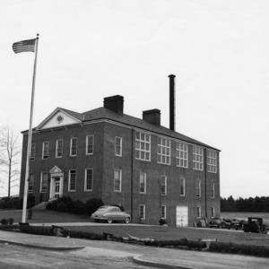 Bureau of Mines, side view