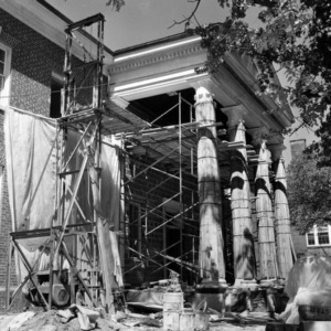 Alumni Memorial Building, renovations