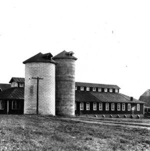 NCSU Barns