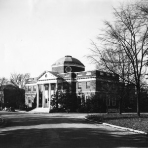 Brooks Hall, North Carolina State College, circa 1940