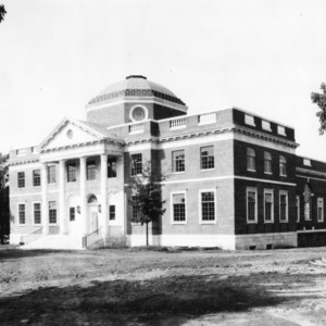 Brooks Hall, North Carolina State College, 1926