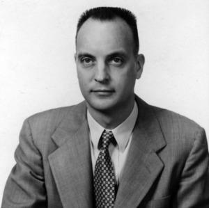Arthur R. Eckels portrait
