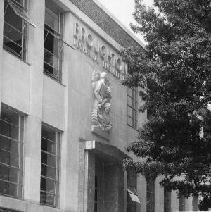 Broughton Mechanical Engineering Building