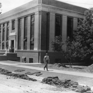 Diesel School, North Carolina State College, May 18, 1944.