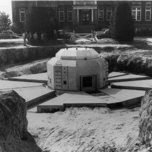 Burlington Engineering Labs, nuclear reactor
