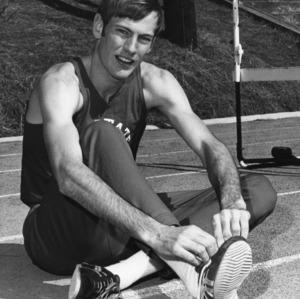Jim Wilkins, N.C. State miler