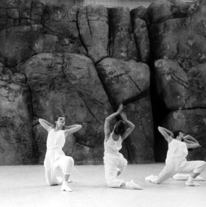 Carmichael Gymnasium, dance