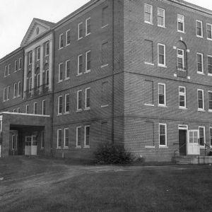 Infirmary, Clark Hospital