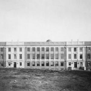 Daniels Hall, North Carolina State College