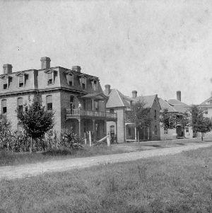 N.C. State Dormitories