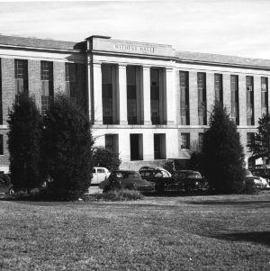 Withers Hall, North Carolina State College