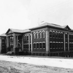 Winston Hall, North Carolina State College