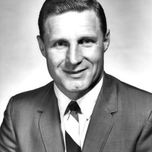 Coach Norman Sloan portrait