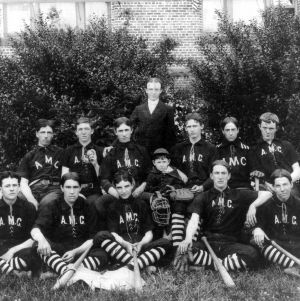North Carolina College of Agriculture and Mechanic Arts baseball team, 1899
