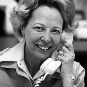 Thelma Galloway portrait