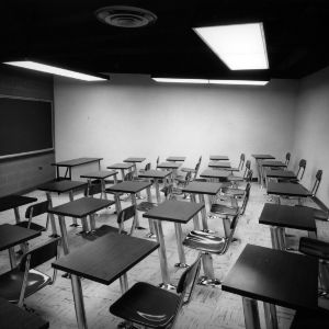 Harrelson Hall, classroom view