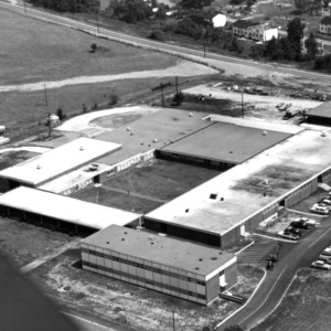 Weaver Laboratories, aerial view