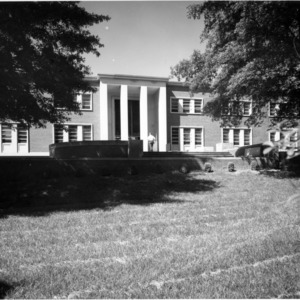 D. H. Hill Library, North Carolina State College