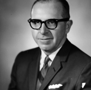 Dr. Dean W. Colvard portrait