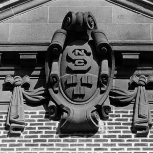 Holladay Hall, ornamentation