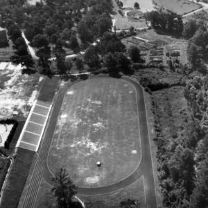Intramural Field, aerial view