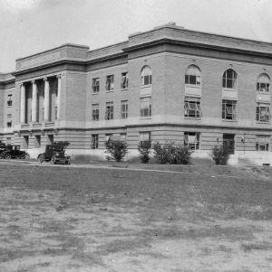 Ricks Hall, State College
