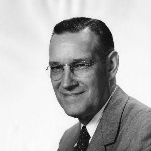 Emerson R. Collins portrait