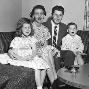 William Leigh Glasgow and family