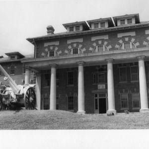 1911 dormitory