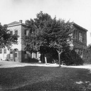 Mechanical Building, North Carolina State College